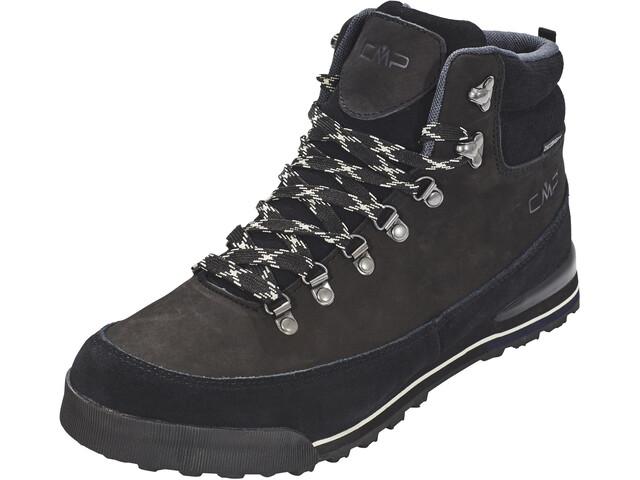 CMP Campagnolo Heka WP Chaussures de randonnée Homme, nero-black gesso